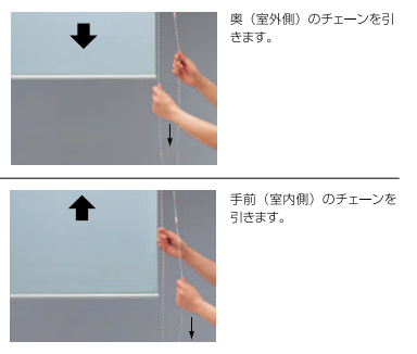 タチカワ機工 ファーステージ チェーン式 操作方法