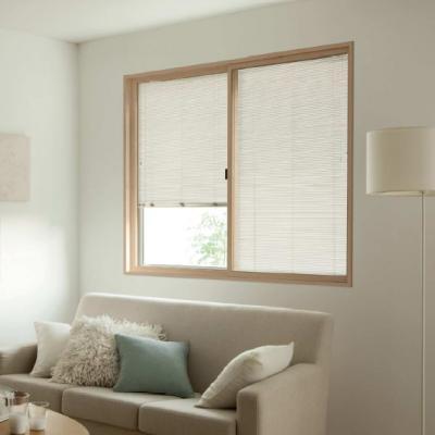 シルキーカーテン内窓 フッ素コート+遮熱コート(15mm) 写真