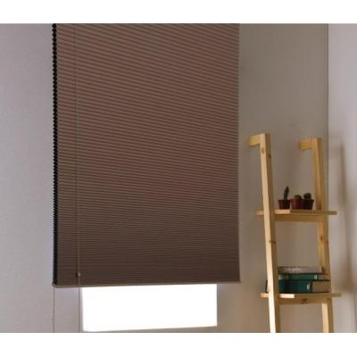ハニカムシェード シングルタイプ(遮光1級)・規格品 写真
