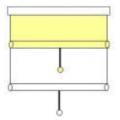 ダブル・フォスキー遮熱との組合せ・プルコード式