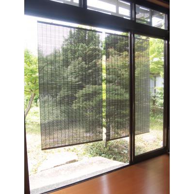 バランスタイプ室内からの透け感イメージ